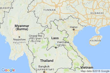 FPO Laos static map